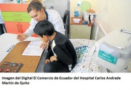 Aulas Hospitalarias Ecuador